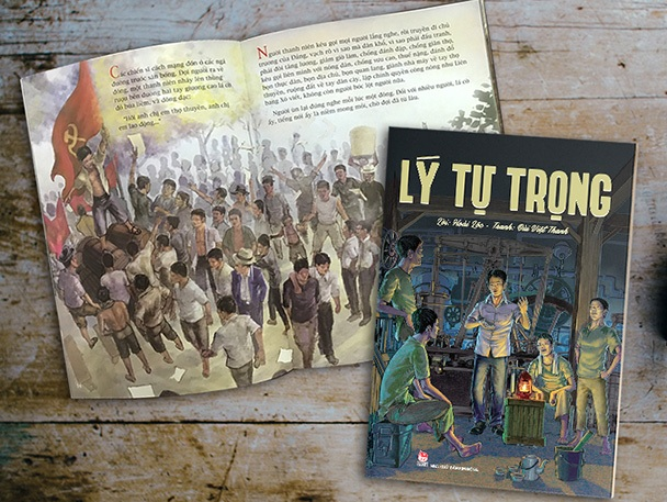 Giới thiệu tủ sách giáo dục truyền thống nhân ngày 27 7