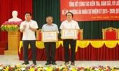 Lộc Hà Hà Tĩnh  Đẩy mạnh công tác phòng, chống tham nhũng, lãng phí