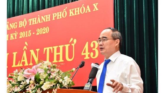 Hội nghị lần thứ 43, Ban Chấp hành Đảng bộ TP Hồ Chí Minh khóa X