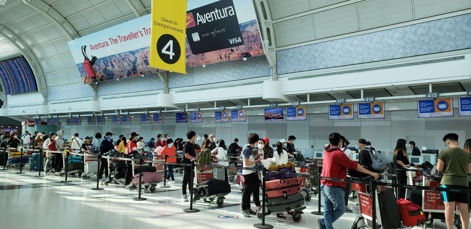 Chuyến bay thứ tư đưa công dân Việt Nam từ Canada về nước