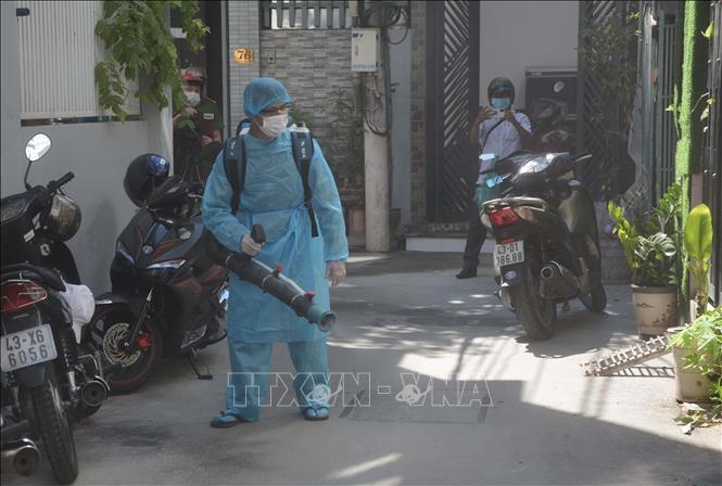 Thêm 3 ca mắc COVID-19 tại Quảng Ngãi và Đà Nẵng