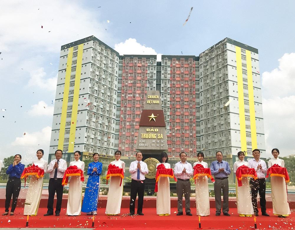 Khánh thành công trình không gian tuổi trẻ Đại học Quốc gia Hồ Chí Minh
