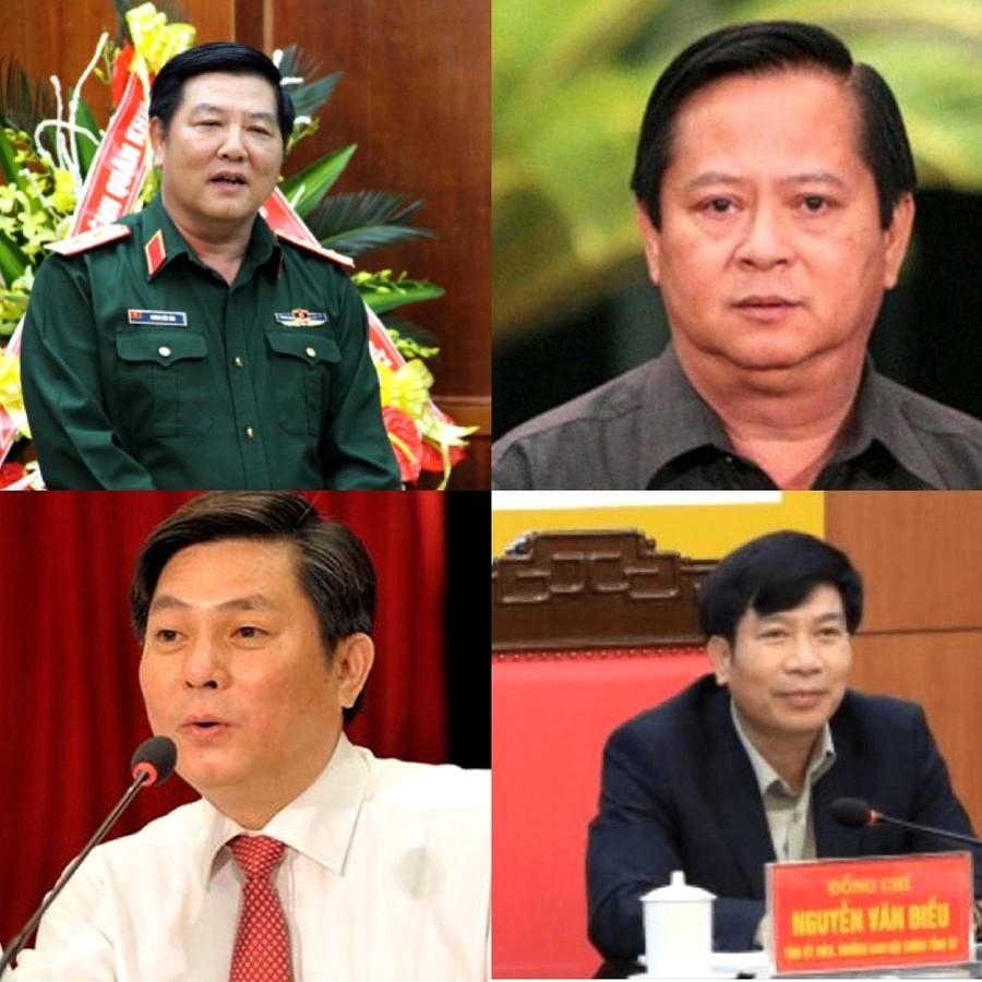 Ban Bí thư Trung ương Đảng thi hành kỷ luật cán bộ