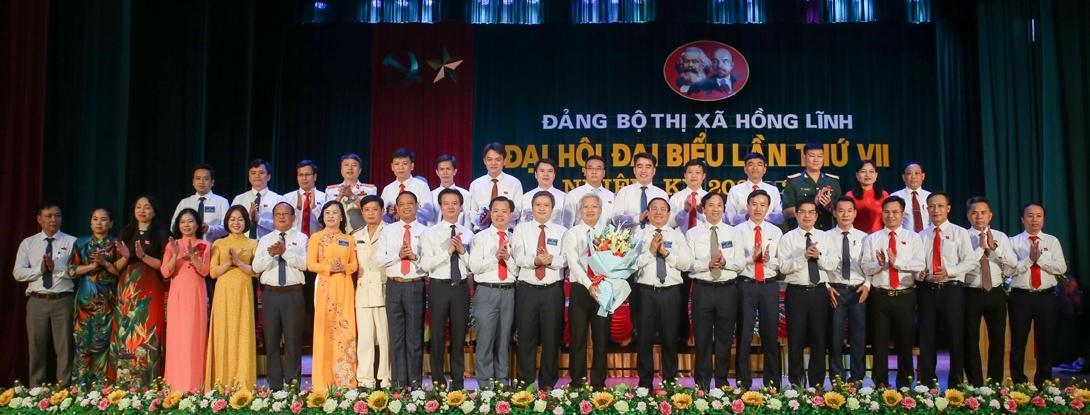 Xây dựng thị xã Hồng Lĩnh xứng đáng là đô thị trung tâm phía Bắc Hà Tĩnh