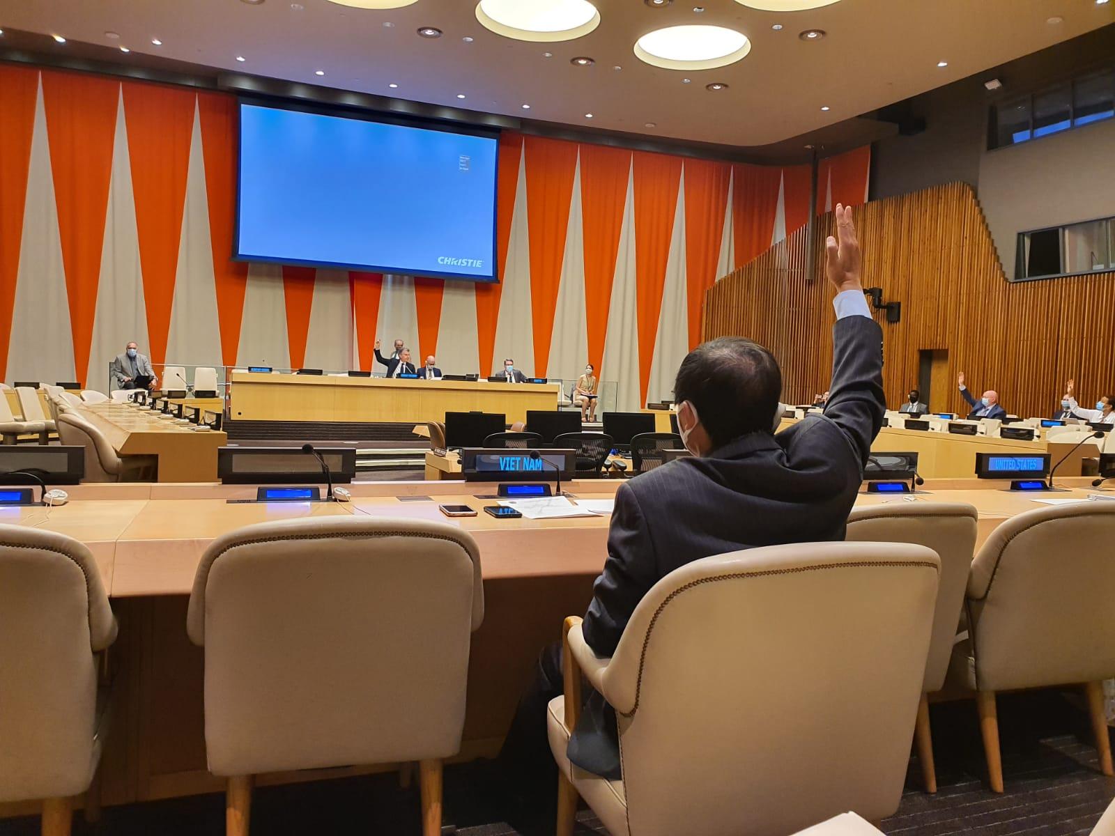 Hội đồng Bảo an LHQ thông qua 3 nghị quyết và tuyên bố Chủ tịch