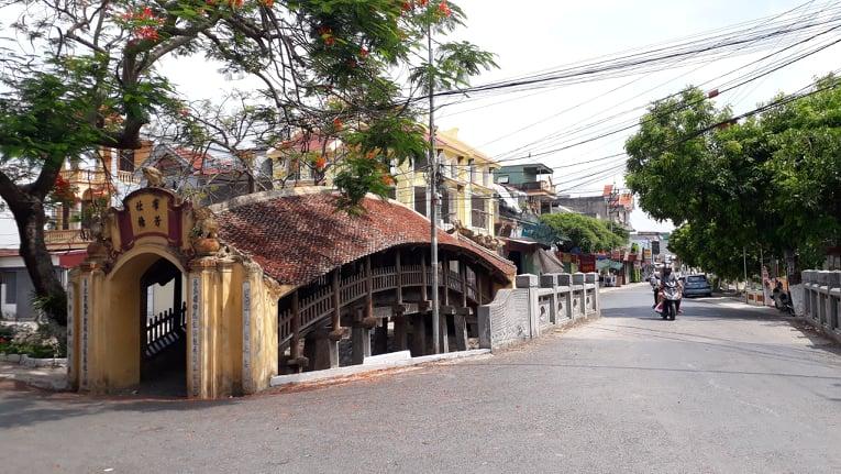 Những cây cầu cổ nổi tiếng ở Nam Định