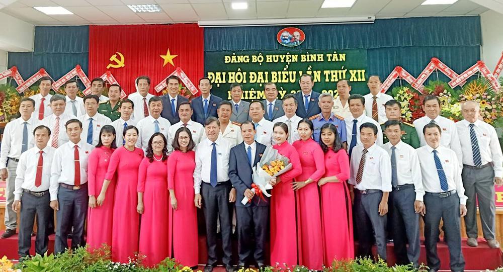 Vĩnh Long Bình Tân phấn đấu đến năm 2022 hoàn thành huyện nông thôn mới