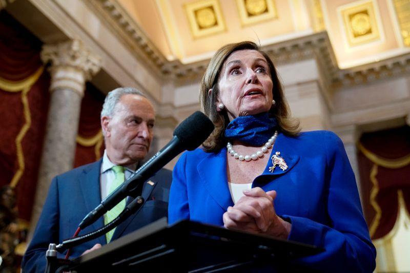 Bắt buộc đeo khẩu trang trong Hạ viện Mỹ