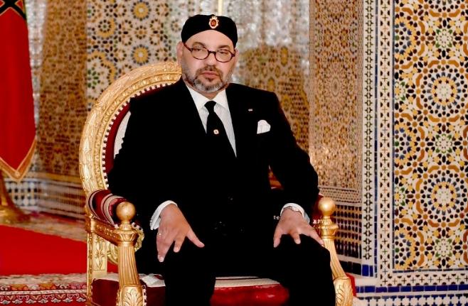 Điện mừng ngày lên ngôi của Quốc vương Ma-rốc
