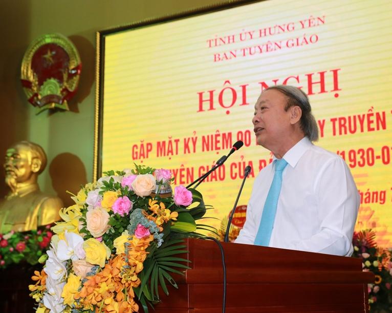 Ngành Tuyên giáo Hưng Yên góp phần nâng cao vị thế của tỉnh