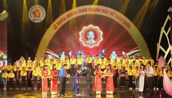 Hoãn tổ chức Đại hội Cháu ngoan Bác Hồ toàn quốc lần thứ IX