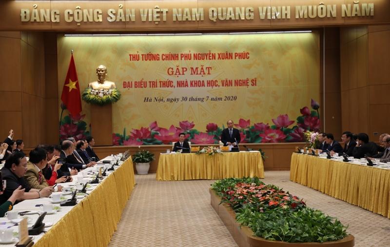 Thủ tướng Nguyễn Xuân Phúc Công tác Tuyên giáo có ý nghĩa cực kỳ quan trọng trong việc giáo dưỡng tinh thần, giác ngộ tư tưởng