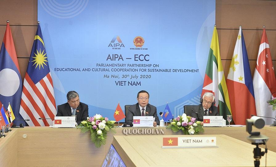 Hợp tác giáo dục, văn hóa vì sự phát triển bền vững của cộng đồng ASEAN
