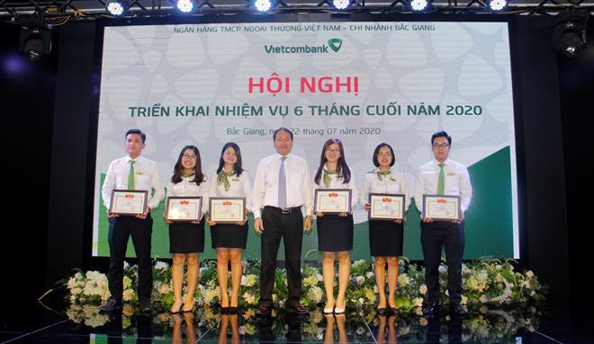 Vietcombank Bắc Giang phấn đấu hoàn thành xuất sắc nhiệm vụ năm 2020