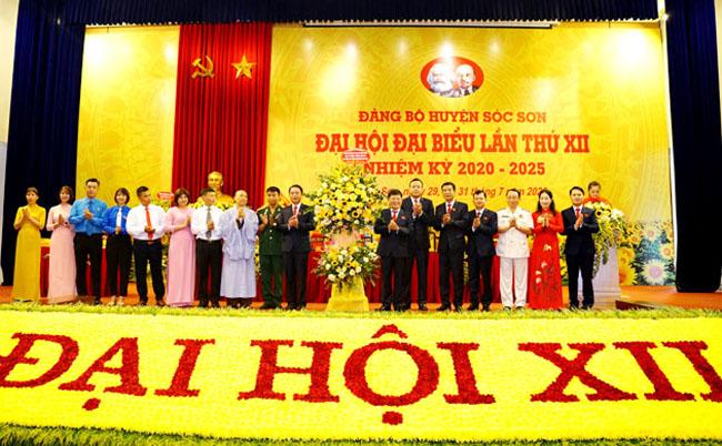 Huy động nguồn lực xây dựng Sóc Sơn thành đô thị vệ tinh Hà Nội