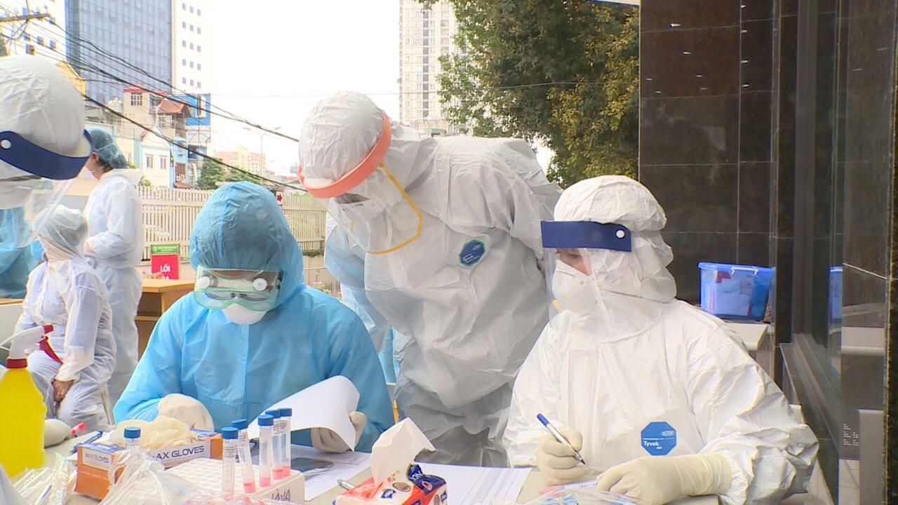 Tăng tốc truy vết các trường hợp đi về từ Đà Nẵng và các địa điểm có nguy cơ lây nhiễm cao