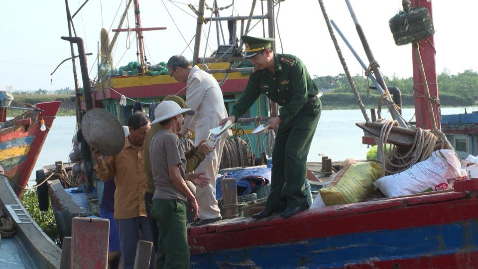 Nâng cao nhận thức về phòng chống tội phạm trên tuyến biển