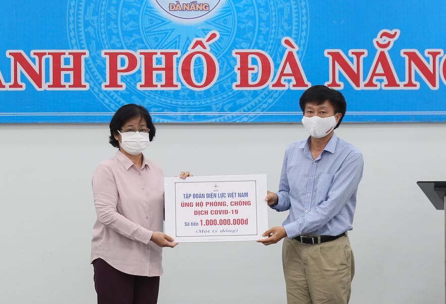 Đà Nẵng tiếp nhận hơn 22 tỷ đồng hỗ trợ chống dịch COVID-19