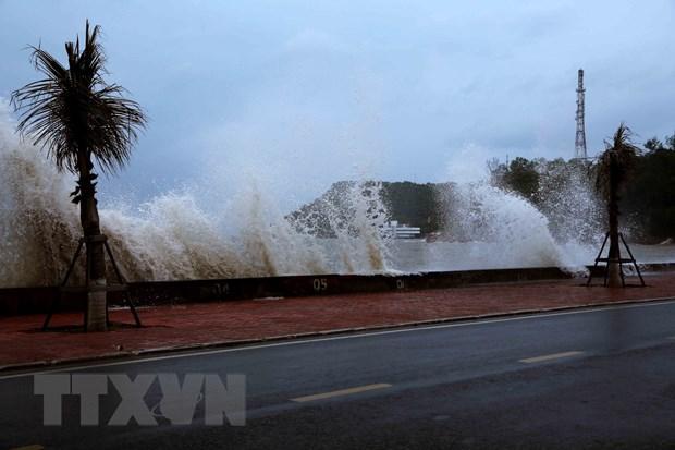 Công điện của Thủ tướng về tập trung ứng phó với áp thấp nhiệt đới và mưa lũ