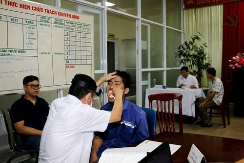 Quy định mới về mức hỗ trợ khám, chữa bệnh nghề nghiệp