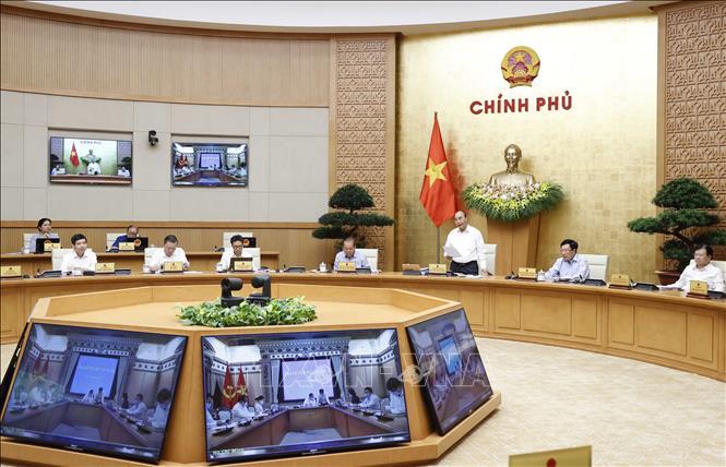 Thủ tướng Nguyễn Xuân Phúc Dồn mọi nguồn lực xử lý triệt để các ổ dịch tại Đà Nẵng