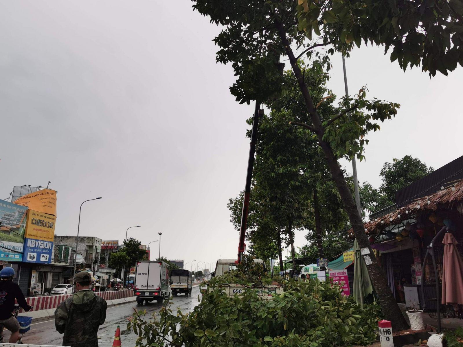 Cần Thơ 58 căn nhà bị sập, tốc mái do ảnh hưởng hoàn lưu cơn bão số 2