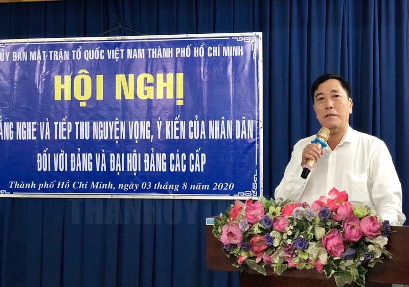 TP Hồ Chí Minh đẩy mạnh công tác tuyên truyền pháp luật bằng tiếng dân tộc