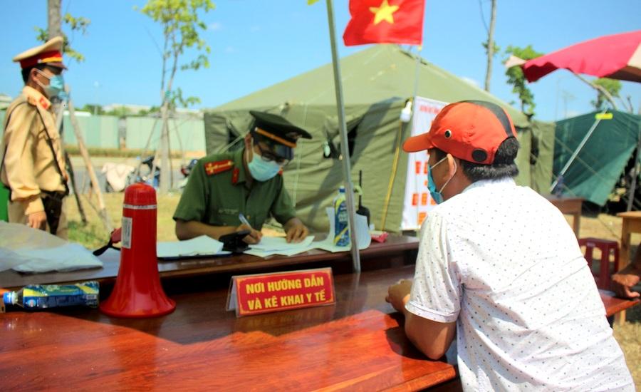 3 bệnh nhân COVID-19 tại Quảng Nam đã đi những đâu