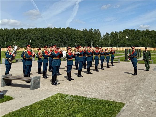 Nga vinh danh trưởng đoàn chuyên gia quân sự Liên Xô tại Việt Nam