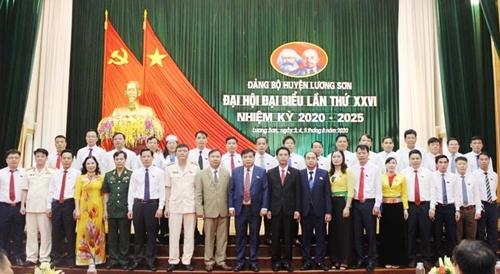 Xây dựng Lương Sơn thành vùng kinh tế năng động