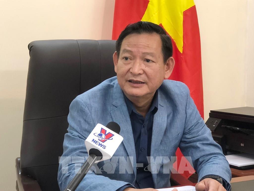 Hỗ trợ công dân Việt Nam bị ảnh hưởng bởi vụ nổ ở Beirut, Liban