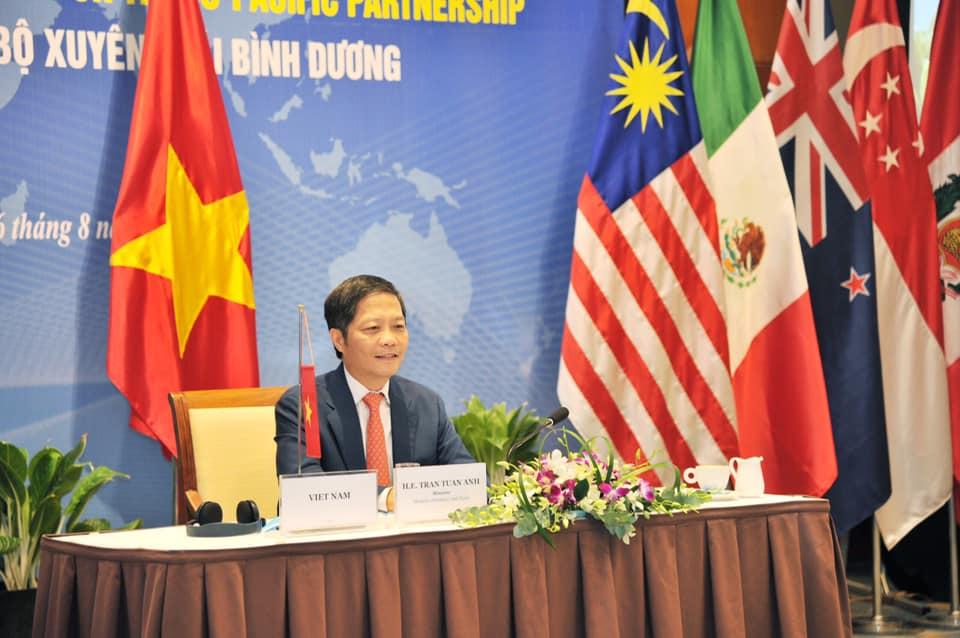 Các nước thành viên CPTPP ủng hộ tự do hóa thương mại