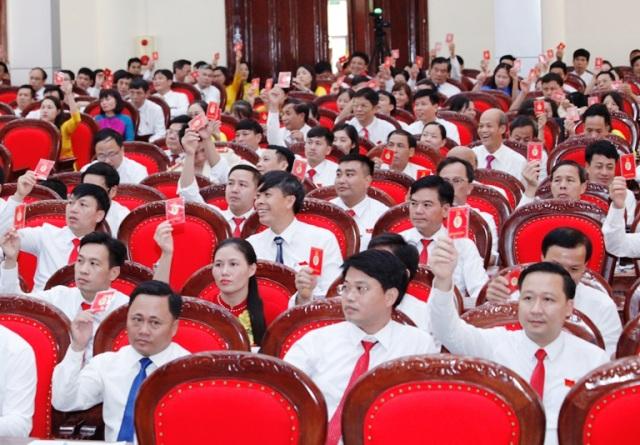 Xây dựng huyện Yên Lạc ngày càng phát triển
