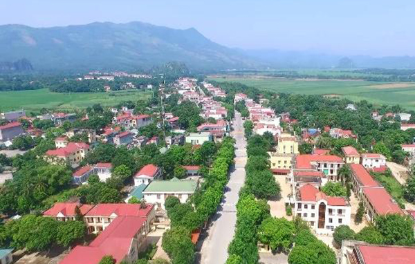 Phấn đấu trở thành đơn vị dẫn đầu các huyện miền núi của Thanh Hóa