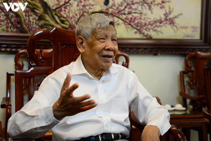 Nguyên Tổng Bí thư Lê Khả Phiêu - người Cộng sản vì nước, vì dân