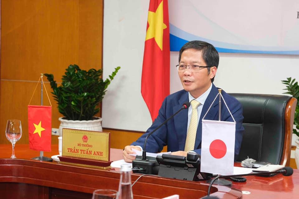 Thúc đẩy quan hệ hợp tác Việt Nam – Nhật Bản