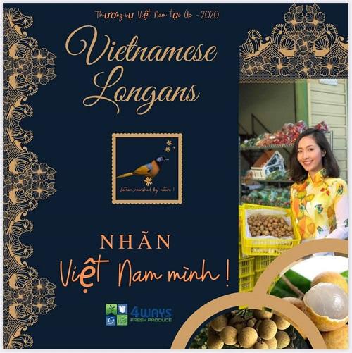 """Chương trình xúc tiến """"Nhãn Việt Nam mình """" Australia 2020"""
