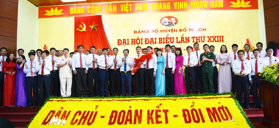 Bố Trạch Quảng Bình tập trung nâng cao năng lực, sức chiến đấu của Đảng bộ