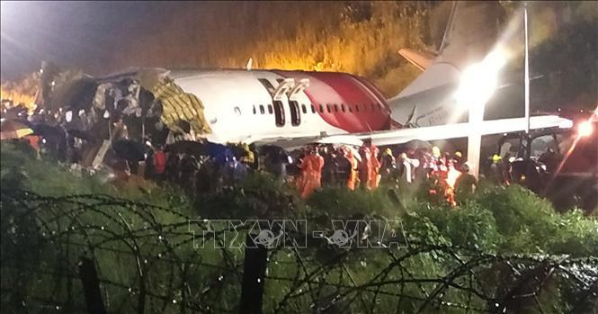 Tai nạn máy bay tại Ấn Độ 18 người thiệt mạng, 16 người bị thương nặng