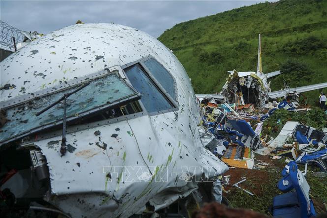 Vụ tai nạn máy bay tại Ấn Độ Nhóm điều tra bắt đầu xem xét hộp đen