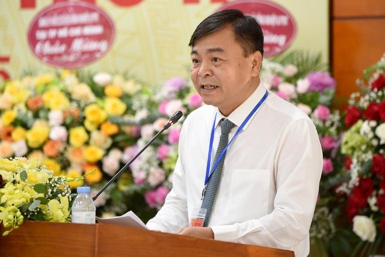 Đồng chí Nguyễn Hoàng Hiệp tái cử chức danh Bí thư Đảng ủy Bộ NN PTNT
