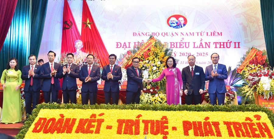 Xây dựng quận Nam Từ Liêm trở thành trung tâm mới của Thủ đô