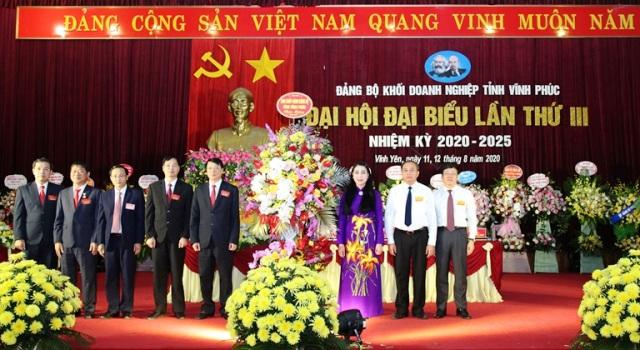 Phát huy vai trò liên kết cộng đồng doanh nghiệp của Đảng bộ Khối doanh nghiệp tỉnh