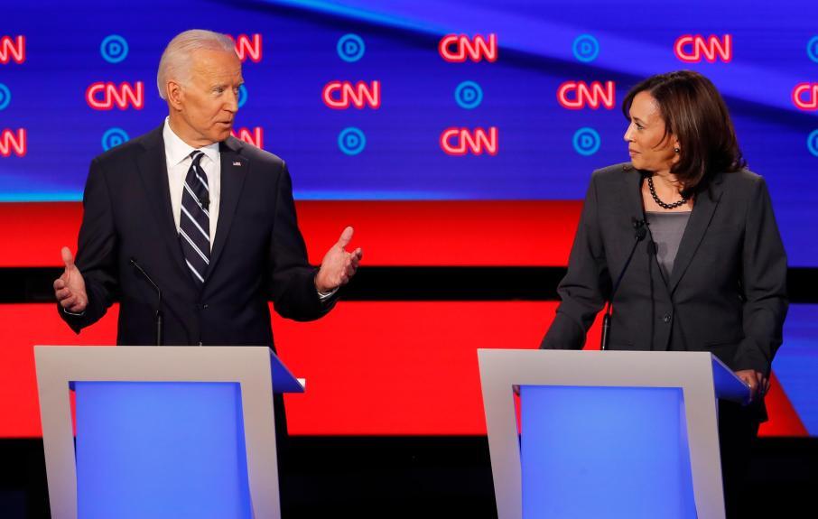Bầu cử Mỹ 2020 Ứng cử viên Joe Biden lựa chọn liên danh tranh cử