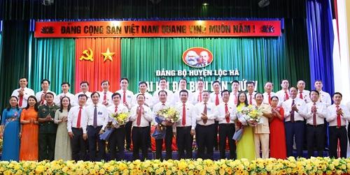 Xây dựng huyện Lộc Hà phát triển nhanh, bền vững