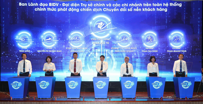 BIDV đẩy mạnh chuyển đổi số nâng cao chất lượng dịch vụ