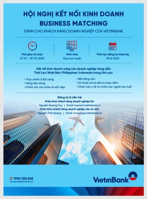 Cơ hội kết nối kinh doanh với doanh nghiệp trong khu vực Đông Nam Á