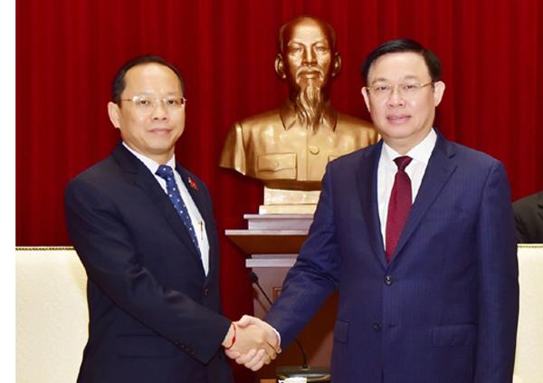 Thúc đẩy hợp tác giữa Hà Nội với các địa phương Campuchia