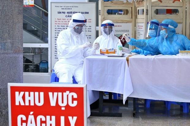 Việt Nam có thêm 22 ca nhiễm COVID-19
