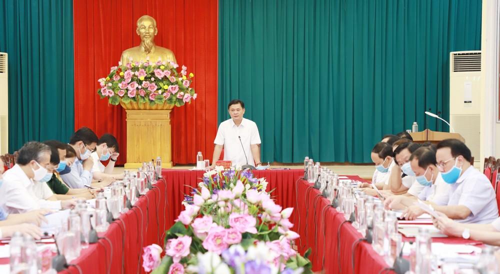 Nghệ An Thống nhất phương châm của Đại hội Đảng bộ tỉnh lần thứ XIX